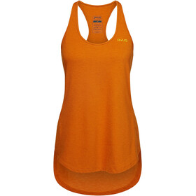 PYUA Delight S Tanktop Dames, fox orange melange